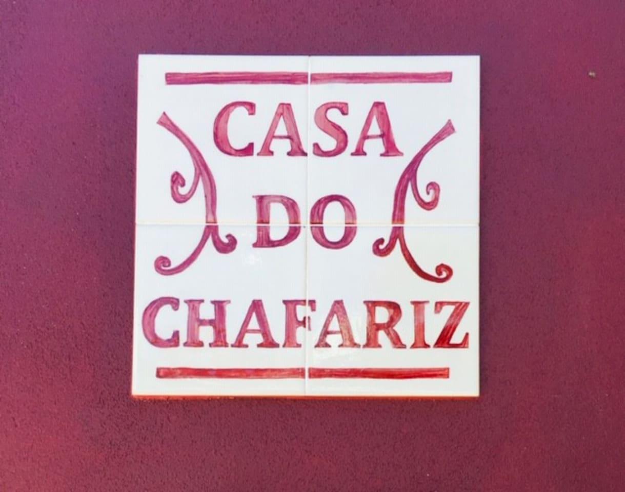 Casa do Chafariz do Fontão