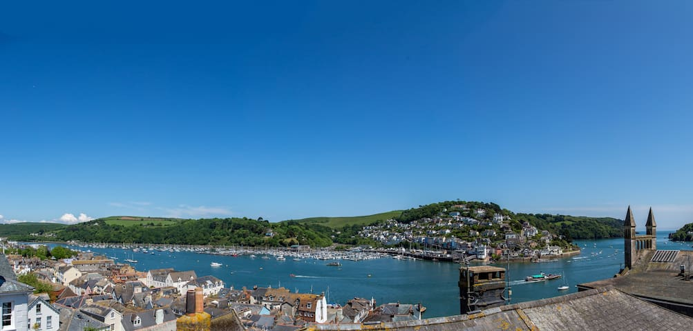 South Horizons, Dartmouth, South Devon- 4 bedrooms