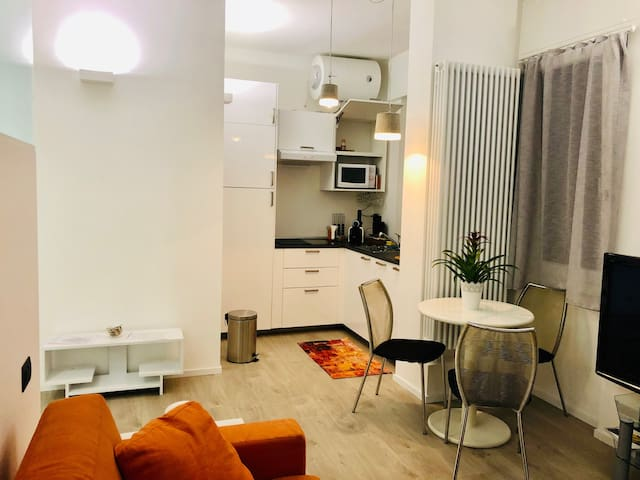 Cozy brand new flat near San Siro stadium