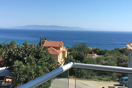 Sea view Afrodite- Apartm. with 1 bedroom