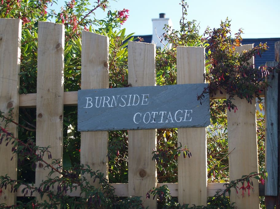 Welcome to Burnside cottage