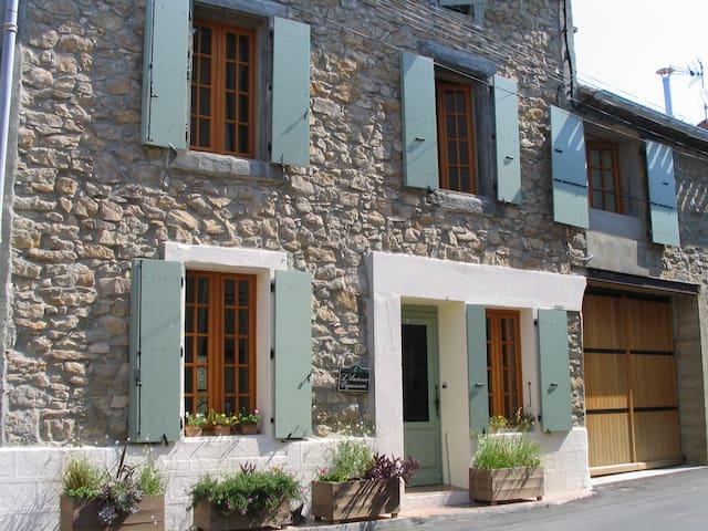Chambre D'Hote L'Ancienne Vigneronne - Mailhac - Ev