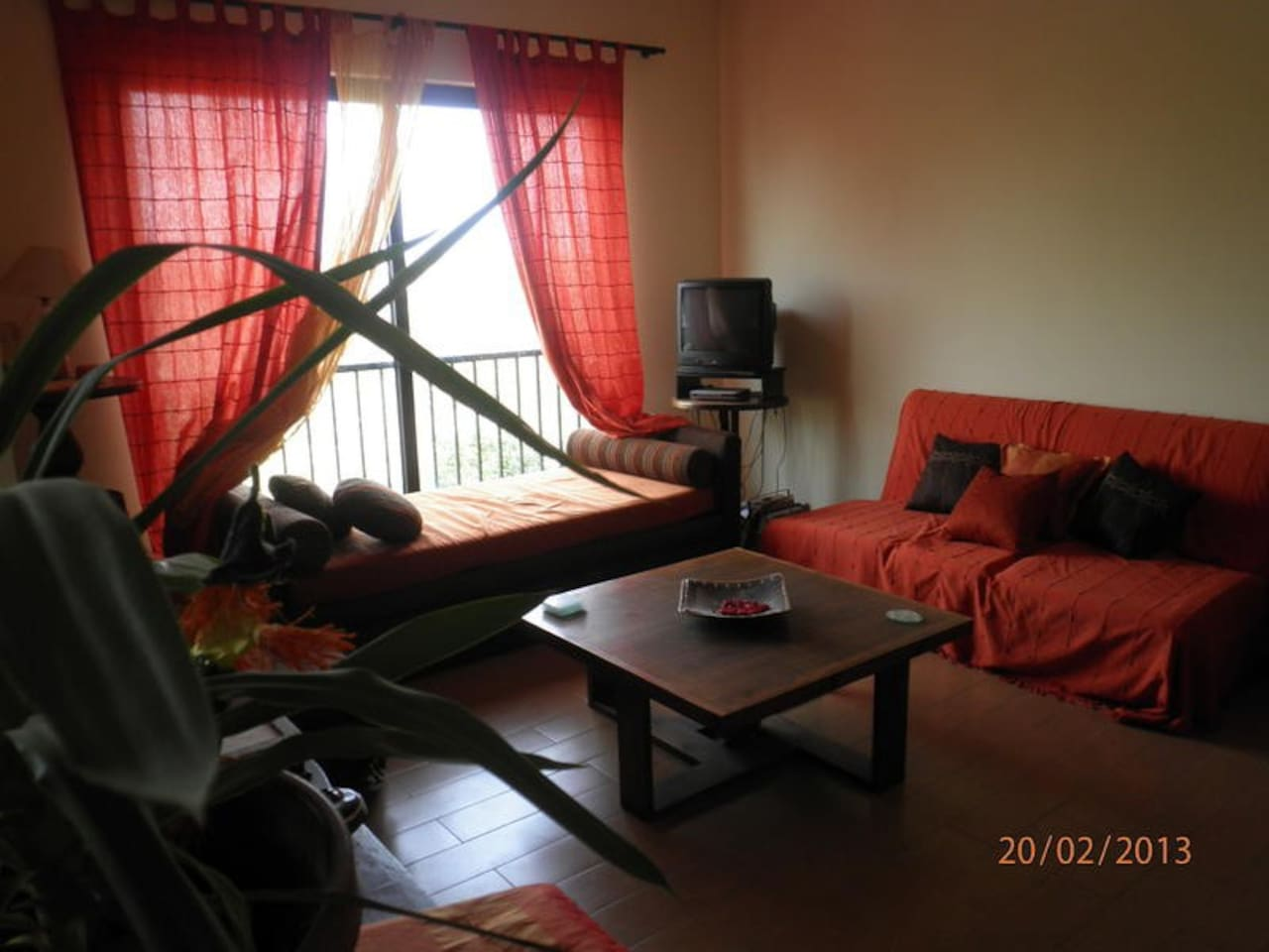 Living room (shared with 2 flatmates)