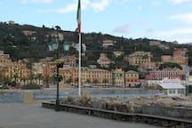 Ferry Terminal to Portofino, Cinque Terre, San Fruttuoso