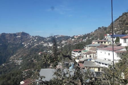 Decent Homestay at The Mall Road - Mussoorie