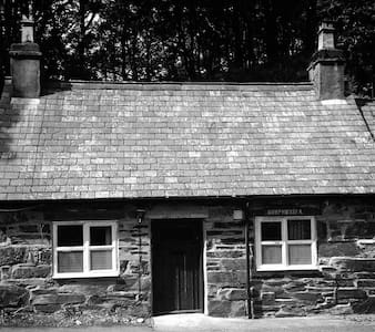 Traditional Welsh Mountain Cottage - Capel Curig - Haus