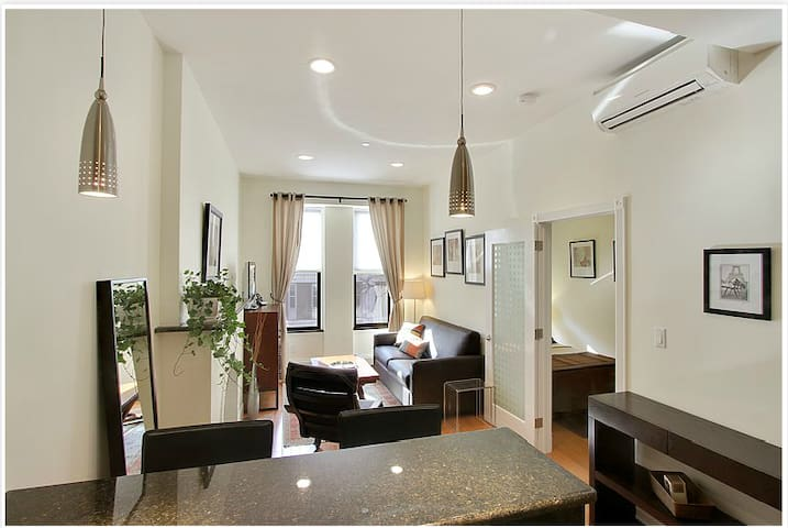 Luxury Furnished 1 BR Apartment  UWS