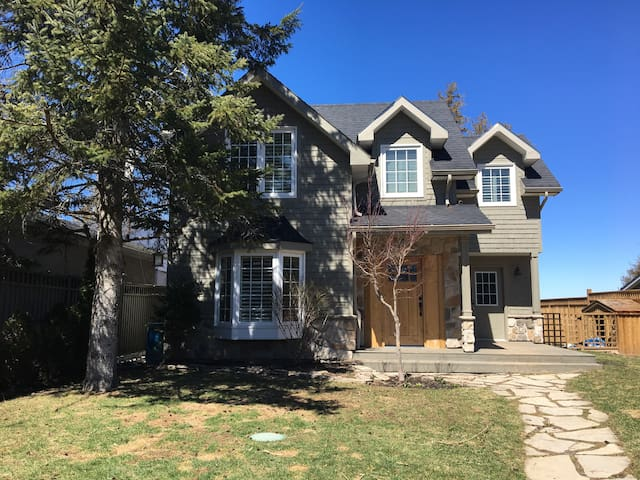 Cozy Water Front Home in Big Bay Pt - Innisfil - House