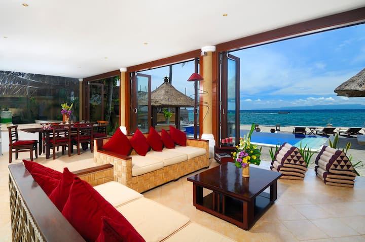 Great Sea Views at Villa Talia Vashti