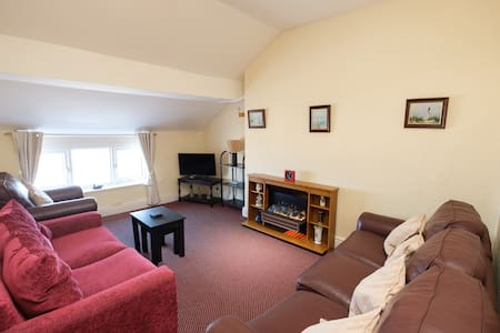Seahawk Holiday Apartment, Cleveleys (Sea View)