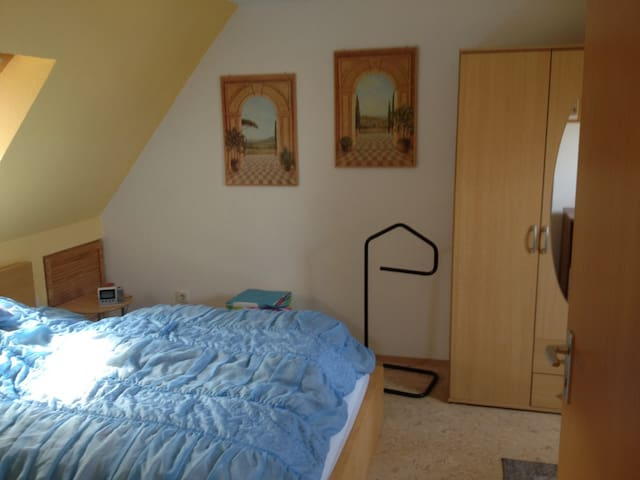 Two room guest apartment Karlsruhe