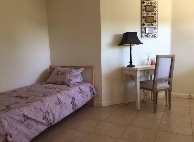Beautiful private cozy room - La Mesa - Dom