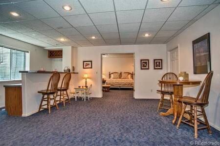 Basement room in convenient location - Lone Tree - Ev