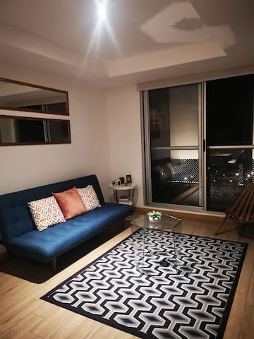 Comfortable Room, exclusive building, zone 10