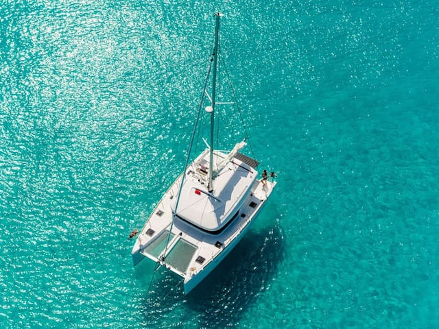 Split- ALL INCLUSIVE /sailing experience