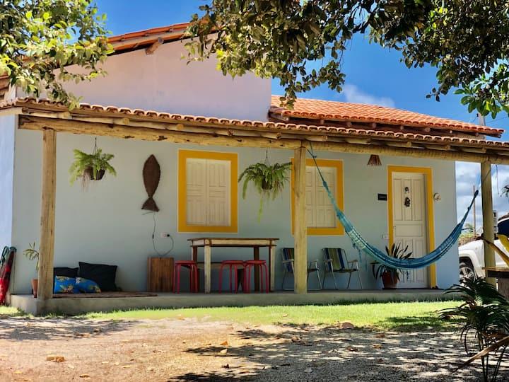 Casa em Caraiva, 50m da praia