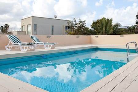 luxury villa in Caesarea - Caesarea - Villa