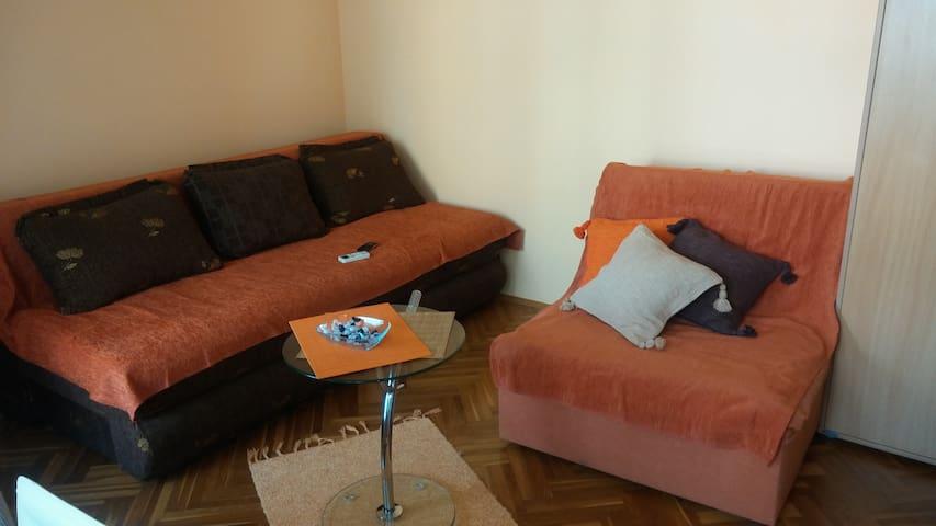 Sunny & COZY Apt.in Vrnjacka Banja - Vrnjačka Banja - Apartment