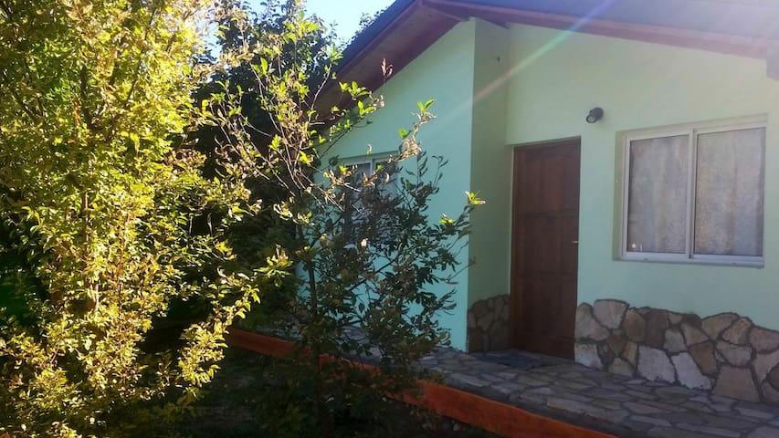 Cabaña El Viejo Cipres