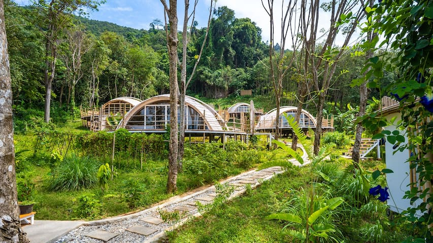 Book entire Jaiyen Eco Resort for a group retreat