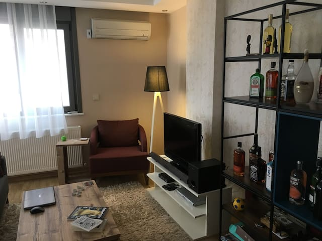 Cozy, new and lux home in the heart of istanbul