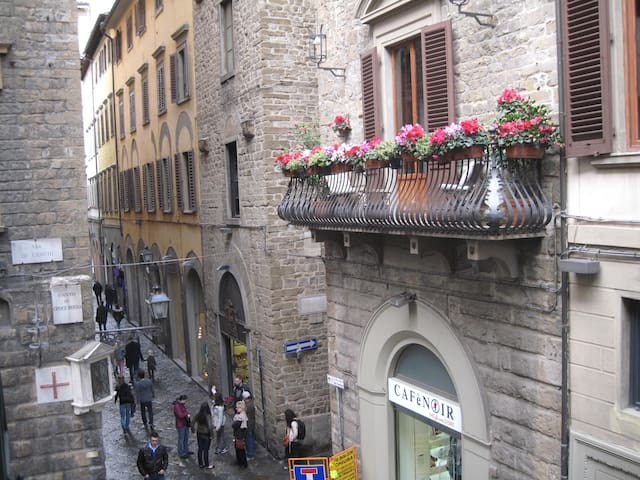 DUOMO-PIAZZA SIGNORIA-CENTRAL - Florence - Apartment