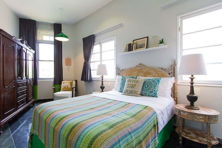 Ensuites rooms in the heart of Santa Teresa - ริโอเดอจาเนโร - ที่พักพร้อมอาหารเช้า