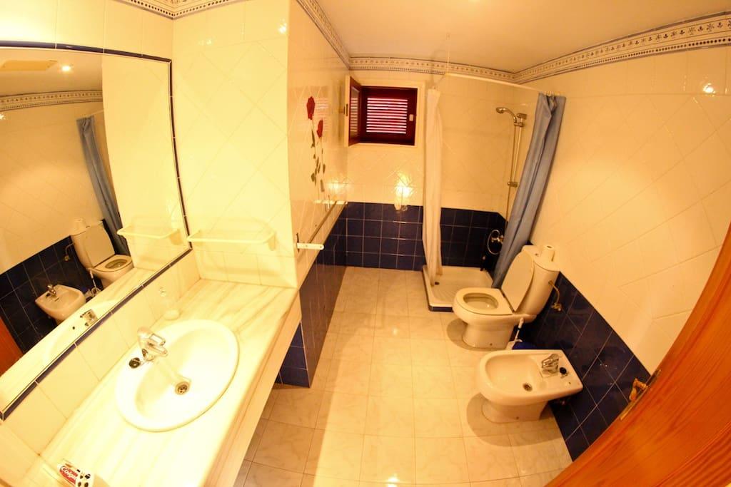1st bathroom downstairs