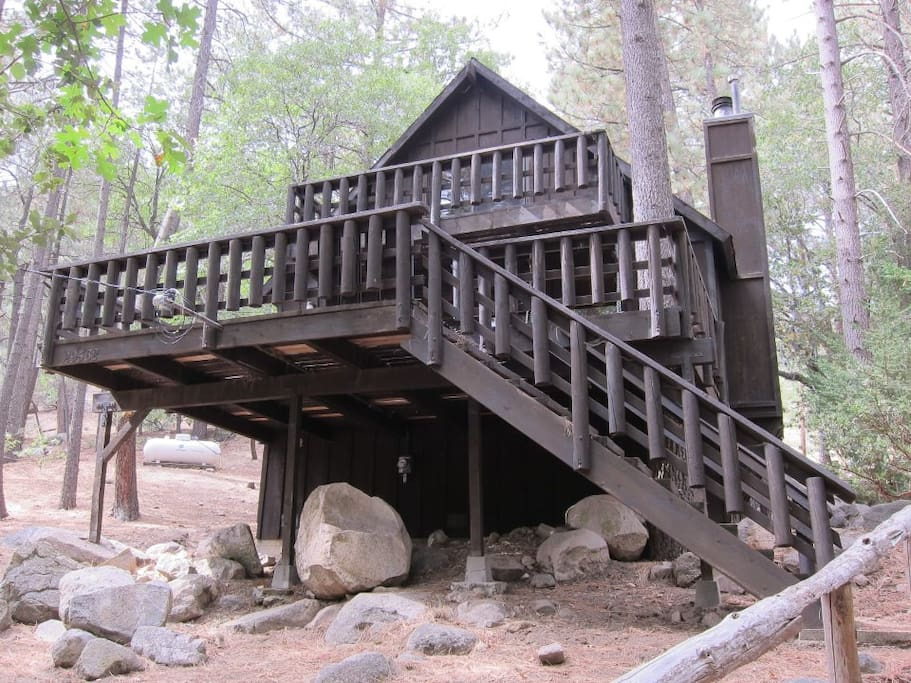Cabin house lake arrowhead ca cabins for rent in for Cabins in lake arrowhead ca