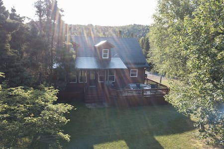 Waterfront Home in Port Blandford