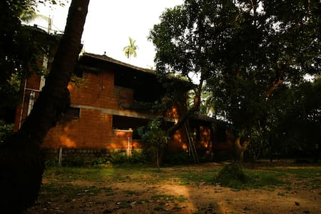 Kundapura Homestay: Private Isle on the river