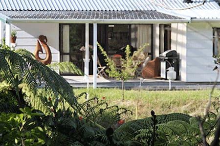 Protea Park Cottage, quiet paradise - Pukenui