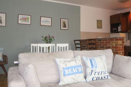 charming apartmant wiht 2 bedroom and 2 balcony