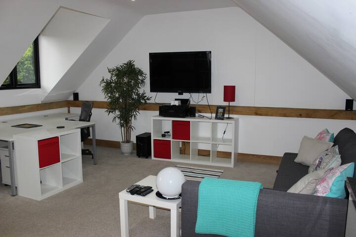 One bedroom studio in Taplow / Maidenhead