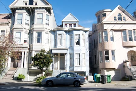 In The Heart of Haight/Ashbury #1 - San Francisco - Wohnung