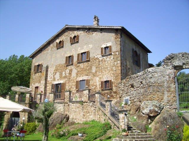 B&B Il Giardino del Borgo - Vejano - Vejano  - Bed & Breakfast