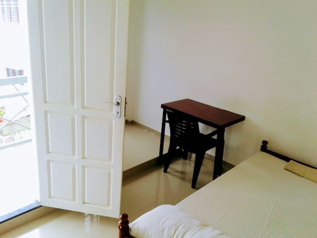 Room-2 (Double Bed with Balcony)