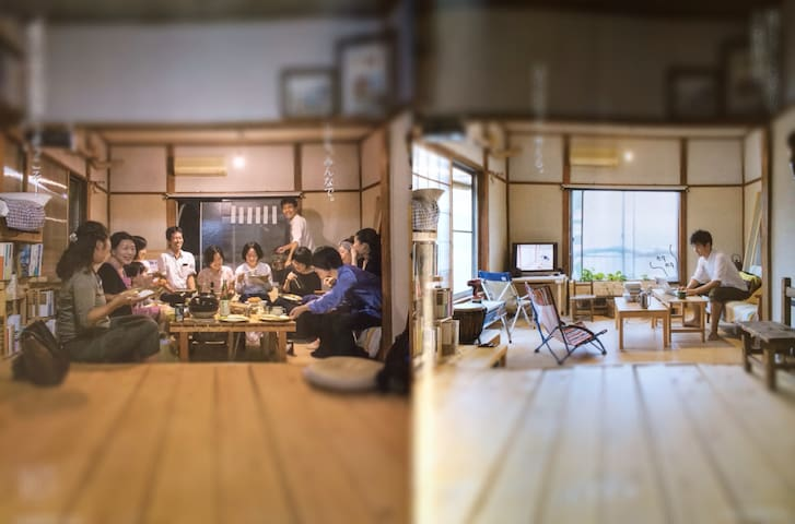 CAMP HOUSE for Japanese