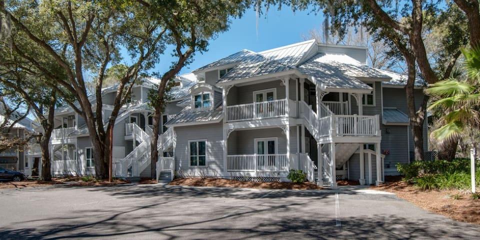 Hilton Head Ocean Palm Villas - Hilton Head Island - Condominium