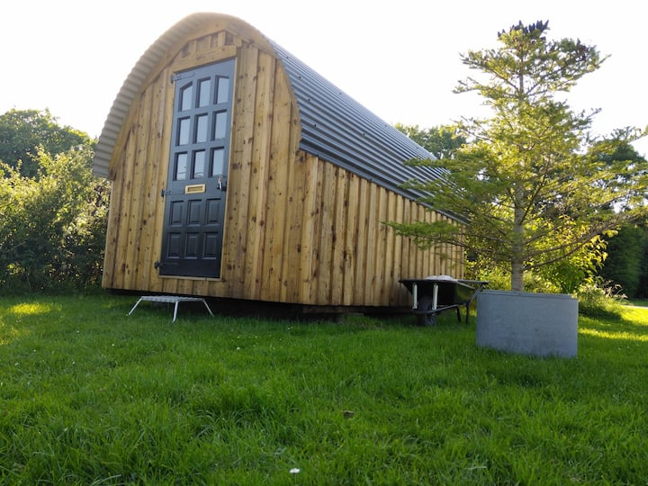 The Snowdonia View Glamping Pod
