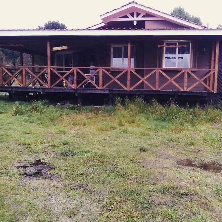 Arriendo de habitaciones en casa de campo