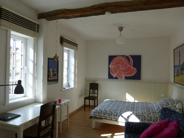 Apartment Near university and city  - Bielefeld - Apartamento