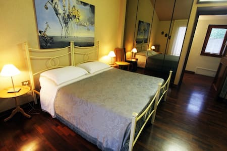 1 Panoramic Room in Villa Terni  - Terni - Bed & Breakfast