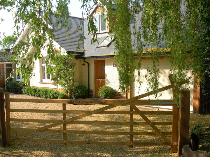 Comfortable Base in New Forest