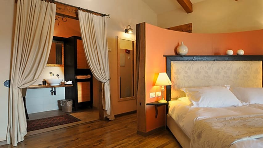 Opal Suite Cnaan Village - Had Ness - Bed & Breakfast