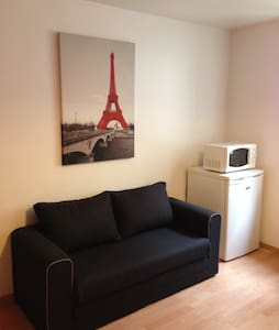 Cozy studio near Louvre Museum - Parigi - Appartamento