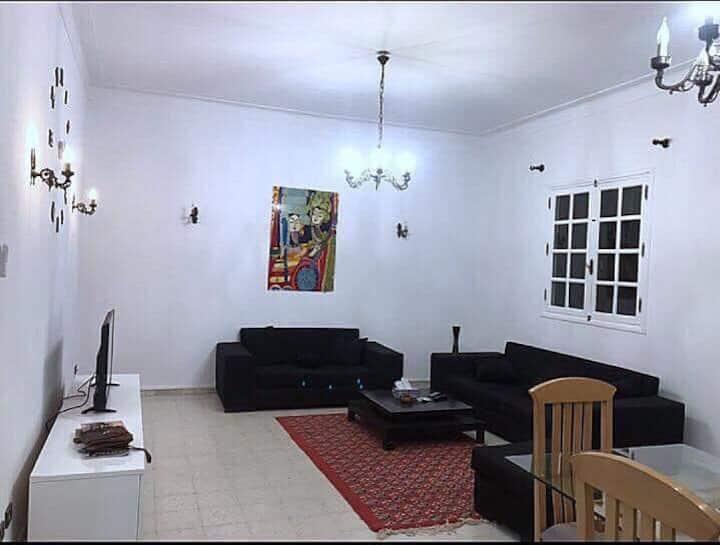 Etage de villa a mahdia