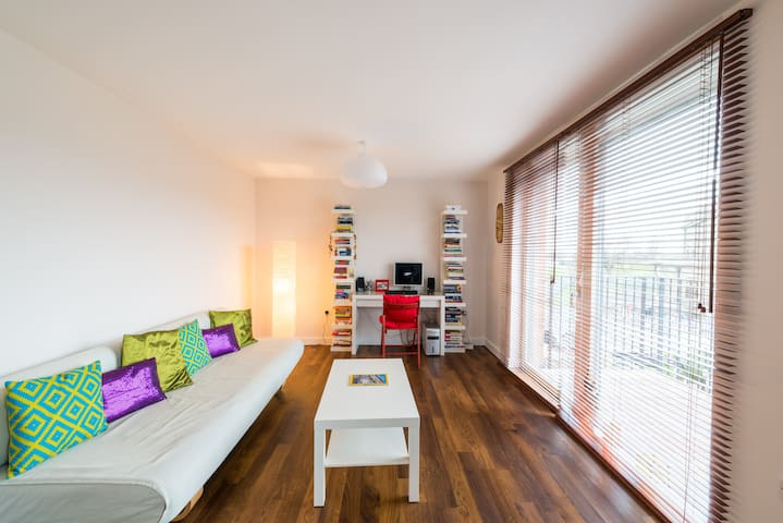cosy modern, bright flat in London  - Londres - Pis
