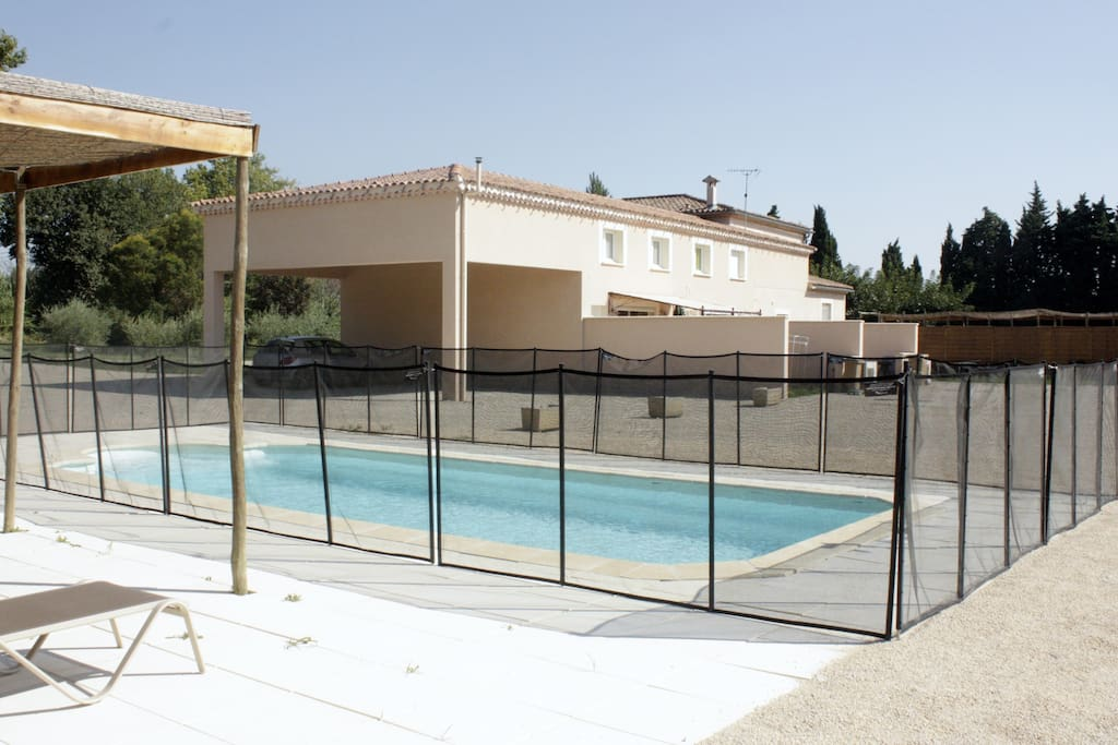 Gite avec piscine a la campagne houses for rent in - Gite avec piscine provence ...