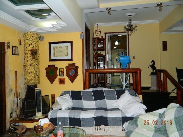 Lindos quartos confortaveis!!! - São Paulo